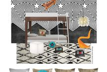 Interior Design Mood Boards by Funky Little Darlings
