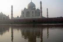 Travel Destination: INDIA / by Loula Bee