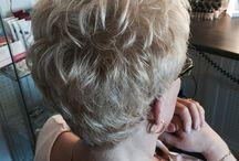 Kapsalon / verven, knippen highlights, lowlights verzorgd door Bruid en Beauty Almere