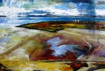 Neil Davies paintings / paintings by Neil Davies, contemporary artist from Cornwall