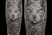 amenic tattoo
