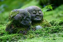 Sculptures / Greens