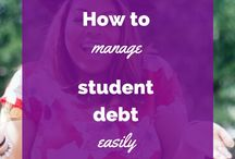 Thrifty Students / Money Saving tips for students.