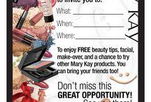 Mary Kay Ideas / by Caitlin Stewart