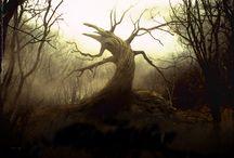 Trees / by Joel Ellis Brown