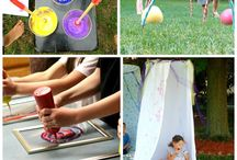 Summer time! / Fun activities for kids, snacks and more ...