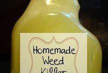 Gardening / Weed killer
