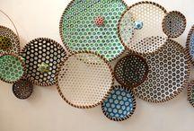 baskets -  Hexagon/ mad