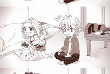 anime/ manga