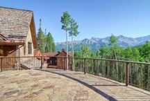 Big Mountain Views / The views of a lifetime can be found in Telluride, CO and many of them are from our vacation rentals! Call us today to find them at 800.970.7541 or search for yourself at http://www.telluride-rentals.com