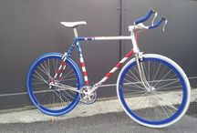 BC tony patriot / Biciclette fixed single speed Bike cycle
