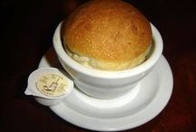 Bread in a cup