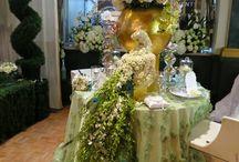 wedding bunga