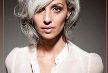 Gray Hair Styles