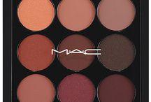 palete de culori MAC