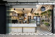 Idées Décoration Restaurant / Retrouvez de nombreux idées pour décorer et aménager votre restaurant et attirer de nouveaux clients.