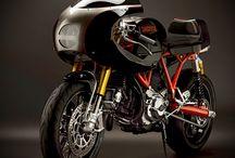 Ducati Custom / Custommade ducati bikes.