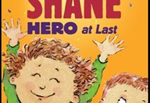 "Chapter Books - Andy Shane / ""Andy Shane is a welcome addition to the pantheon of compelling chapter-book protagonists."" - School Library Journal, starred review  #chapterbooks"