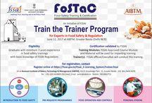 FSSAI & AIBTM Programs