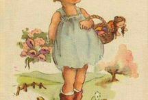 Antigas Ilustrações