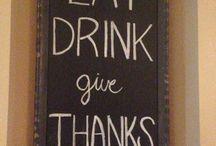 Chalk board addiction  / by Brooke Aaenson