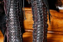 Beautiful Boots / Boots to weaken knees, raise pulses and send thoughts racing.