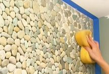 How to Install Pebble Tile