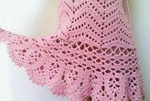 Crochet skirts for women