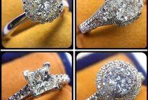 Anillos de diamantes :))))