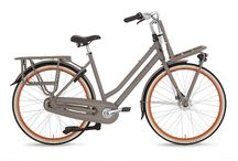 Nieuwe fiets :)