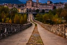 BORGHI D'ITALIA; Italian Villages / tour tra i borghi italiani; visit wonderful italian villages