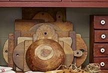 Cutting boards & bowls