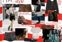 My style: fashion edition / Fashion Inspiration Plus Some of My Looks  / by Andrea Ramirez