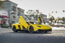 Lamborghini / The definitive exotic car, beautifully replicated in premium-grade scale model replicas.