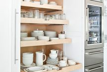 Kitchen Ideas / by Ann Streharsky