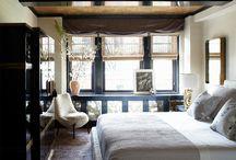 Makuuhuone / Kaikkea mukavaa ja pehmeää.