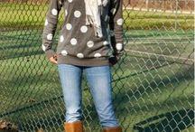 kivoja vaatteita / nice clothes