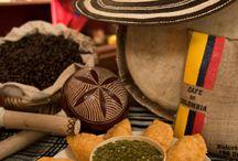 fiesta temática colombiana