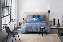 New season bedroom style inspiration / Very inspiring thanks Farmers!