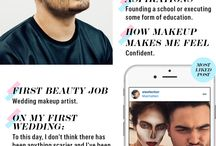 The #BeautyBoys of Instagram / by Marie Claire