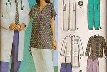İş giysi kalıp tasarım