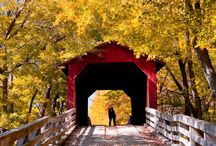 Wooden Covered Bridges / by Bill Shattuck