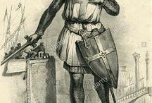 Geoffrey de Villehardouin / a pinboard about my favourite crusader