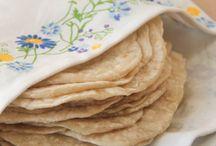 Mexican/Latin Recipes
