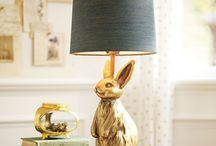 Elegant & Cute Animal Lamps / If you're a person who loves animals and unique lighting and home decor ideas, you've found the perfect inspirational board. We're sharing elegant and cute animal lamps ideas for your home and kids' rooms. For DIY lamp tutorials, go to www.ilikethatlamp.com