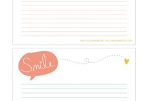 journaling card