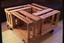 Holz / Ideen