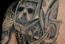 < Tetování >