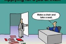Job Hunting Funnies / If you're look for a job or recruiting at the moment, some of these may make you laugh or cry!  www.pinnacleconsulting.co.uk
