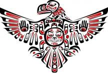 Haida / Haida art and tattoo's